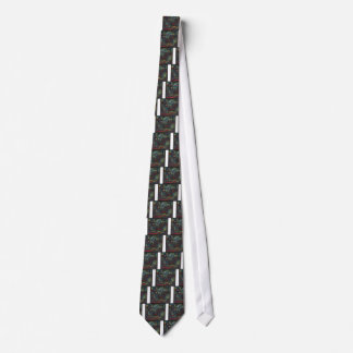 May Picture Tie