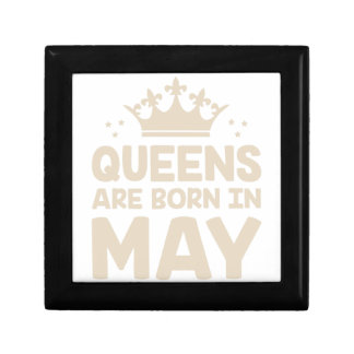 May Queen Gift Box