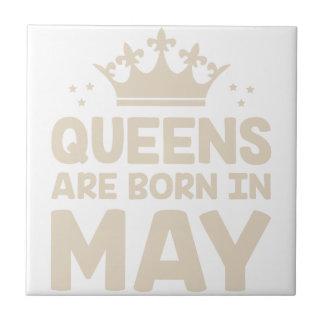 May Queen Tile