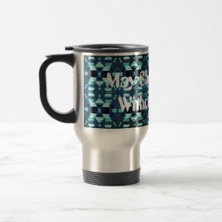 """May Short Circuit Without Coffee"" Travel Mug"