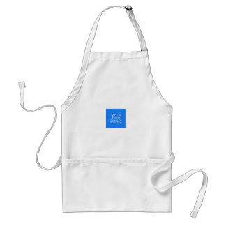 May the 4th Grade be with you Teacher Student Gift Standard Apron