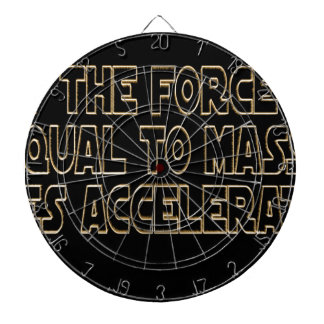 May the Force Be Dart Boards