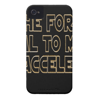 May the Force Be iPhone 4 Cover