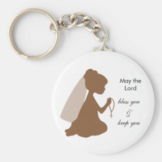 May the Lord Keychain