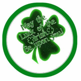 May the luck of the Irish.....(tilt) Photo Cutouts