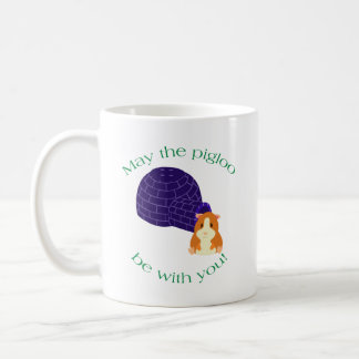 May the Pigloo Muffin Mug