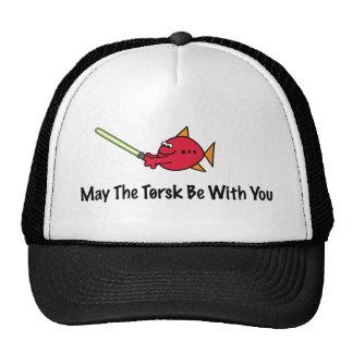 May the Torsk Be With You Hat