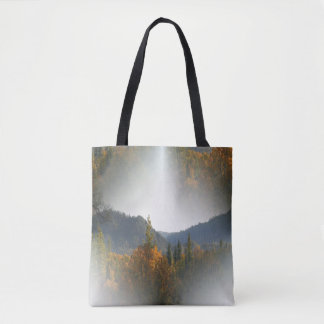 May the White Light bless us all... Tote Bag