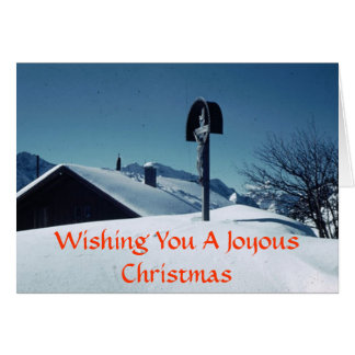 May This Holiday Season Bring You Blessings and... Card