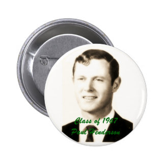 May Tigers, Class of 1967 2 Inch Round Button