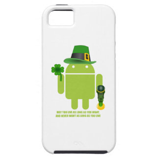 May You Live As Long As You Want Irish Bug Droid iPhone 5 Covers