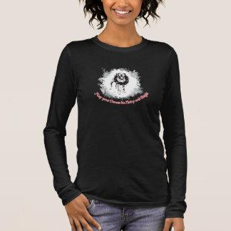 May your Christmas be Hairy and Bright Long Sleeve T-Shirt