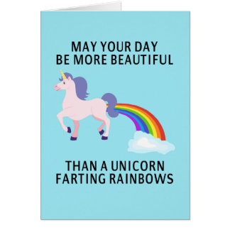 May Your Day Be More Beautiful Card