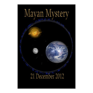 Mayan 2010 mystery poster