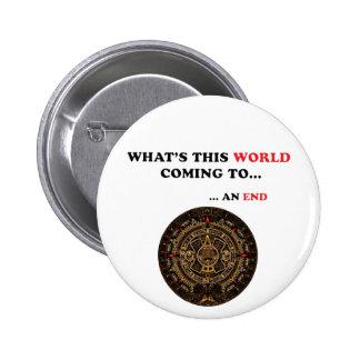 Mayan 2012 Button