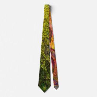 Mayan Awakening Tie