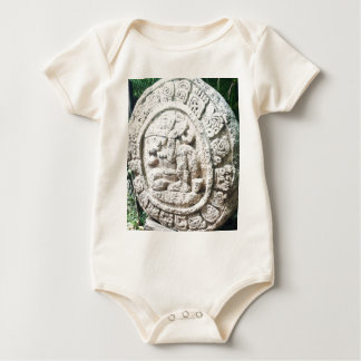 Mayan Calendar Baby Bodysuit