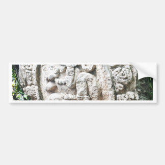 Mayan Calendar Bumper Sticker