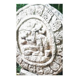 Mayan Calendar Custom Stationery
