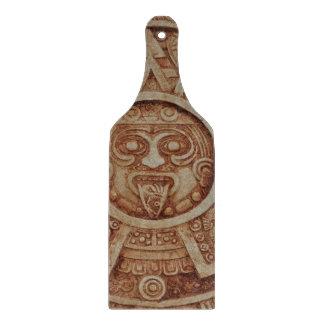 Mayan Calendar Cutting Board