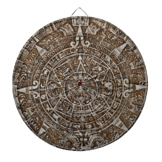 Mayan Calendar Dartboards