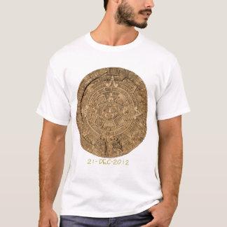 Mayan-Calendar-date-dark T-Shirt