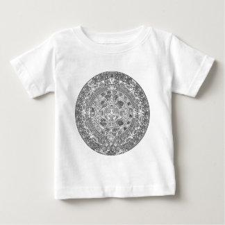 Mayan Calendar Dec.21, 2012 - high quality details Baby T-Shirt