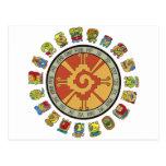 Mayan Calendar Design