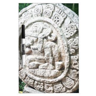 Mayan Calendar Dry-Erase Board