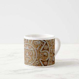 Mayan Calendar Espresso Cup