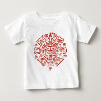 Mayan Calendar Image design T Shirt