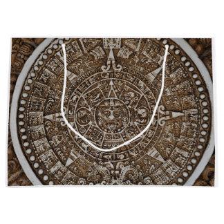 Mayan Calendar Large Gift Bag