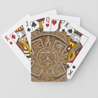 Mayan Calendar Poker Deck