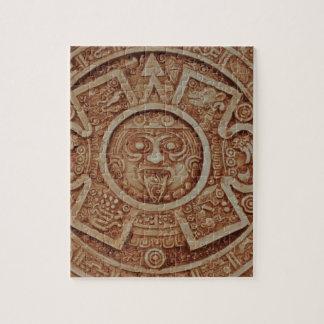 Mayan Calendar Puzzles