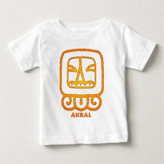 Mayan Calendar Sign - AKBAL Tee Shirts