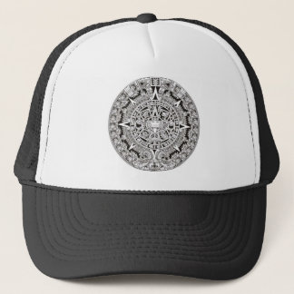 Mayan Calendar Trucker Hat