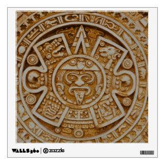 Mayan Calendar Wall Decal