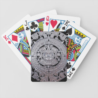 Mayan Calender Bicycle Playing Cards
