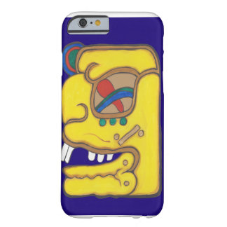 MAYAN GLYPGH FOR THE NUMBER SIXTEEN, BARELY THERE iPhone 6 CASE