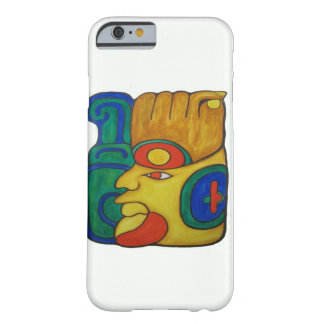 MAYAN GLYPH FOR THE NUMBER TWO, CA BARELY THERE iPhone 6 CASE