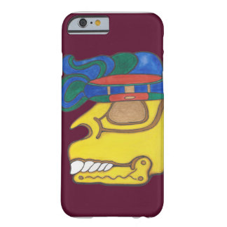 MAYAN GLYPH NUMBER FIFTEEN, HOLAHUN BARELY THERE iPhone 6 CASE