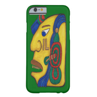MAYAN GLYPH OF THE NUMBER ONE, HUN BARELY THERE iPhone 6 CASE