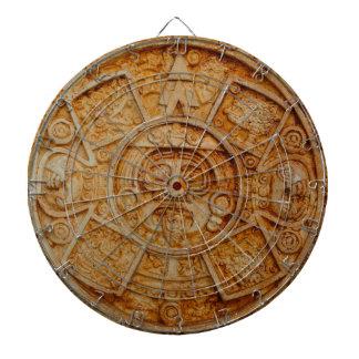 Mayan God Calendar Dart Boards