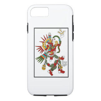Mayan God Kukulcan iphone iPhone 7 Case