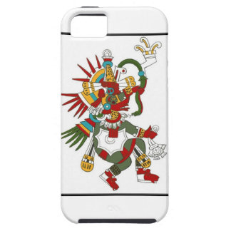 Mayan God Kukulcan iphone protector Case For The iPhone 5