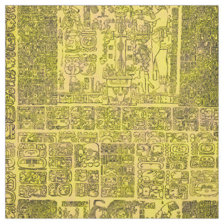 Mayan Gold Fabric