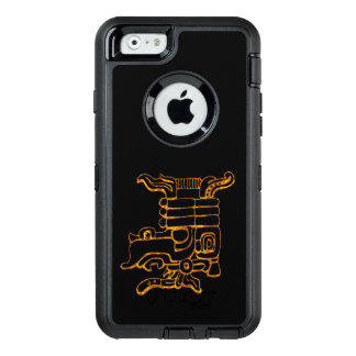 Mayan Gold Hieroglyphs OtterBox Defender iPhone Case