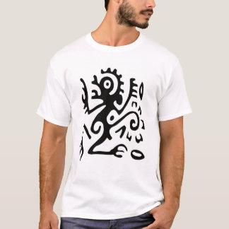 mayan man tribal tattoo man T-Shirt