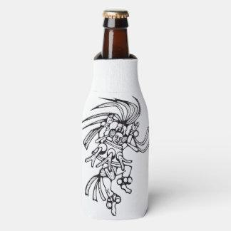 Mayan octopus dancer - Dancer bottle cooler