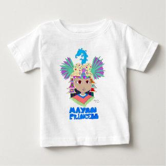 Mayan Princess Baby T-Shirt